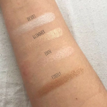pg swatches