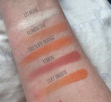 co swatches
