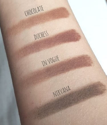 n+f ep swatches 5