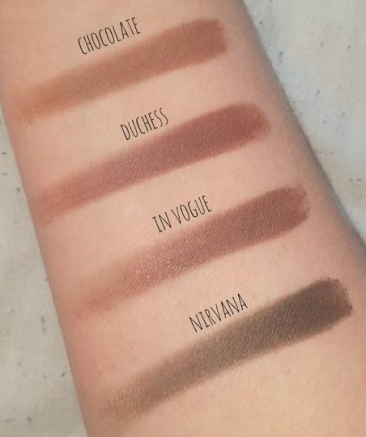 n+f ep swatches 6