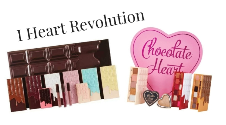 i heart revolution christmas chocolate gift sets